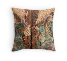 BUTTERFLY ~ 38 WINGS APART Throw Pillow
