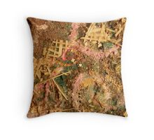 BUTTERFLY ~ 39 SUMMER STRAW Throw Pillow