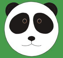 Panda by Dan Odling