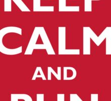 Monty Python & The Holy Grail - Keep Calm, Arthur Sticker