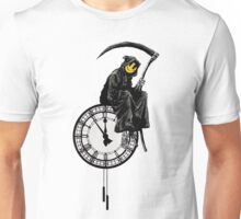 banksy - grin reaper Unisex T-Shirt