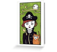 Shiver Me Timbers Greeting Card
