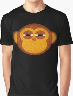 Highly suspicious monkey Graphic T-Shirt