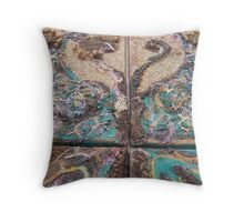 BUTTERFLY ~ 68 STANDING OUT AUCKWARDLY Throw Pillow