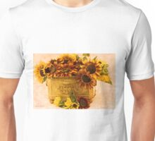 Sunflowers Galore Unisex T-Shirt