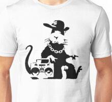 banksy - ghetto rat Unisex T-Shirt