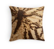 BUTTERFLY ~ 75 BUTTERFLY IN WORKING Throw Pillow