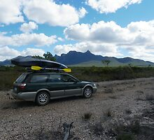 Travelling around the Stirling Ranges by BigAndRed