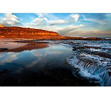 """Red Bluff """"Waterfall"""" - Kalbarri Photographic Print"""