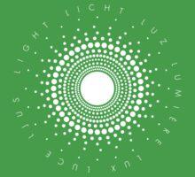 LUX LIGHT LICHT One Piece - Short Sleeve