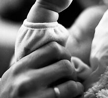 Hands to Hold by photoaero