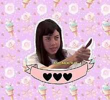 April Ludgate - Parks and Recreation by ziggylou