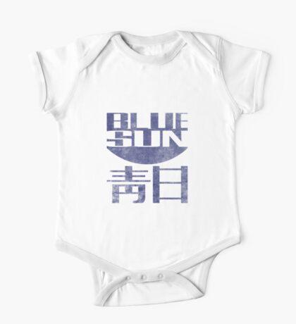 Blue Sun Vintage Style Shirt (Firefly/Serenity) One Piece - Short Sleeve