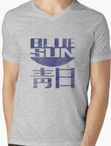 Blue Sun Vintage Style Shirt (Firefly/Serenity) Mens V-Neck T-Shirt