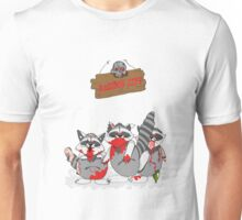raccoon city Unisex T-Shirt