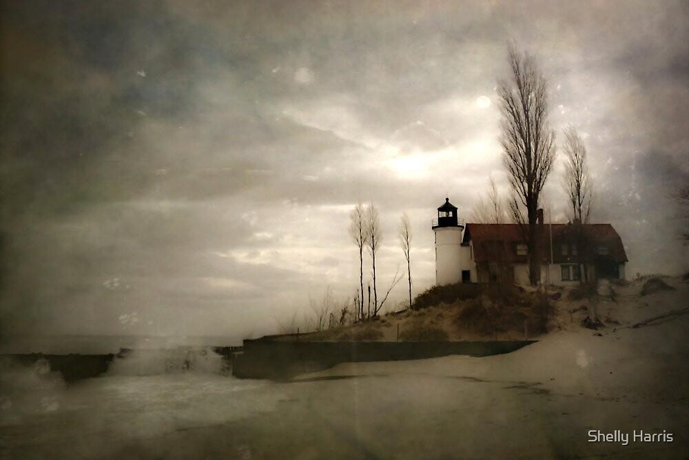 Point Betsie Light by Shelly Harris
