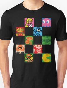 The 80s Bunch Unisex T-Shirt