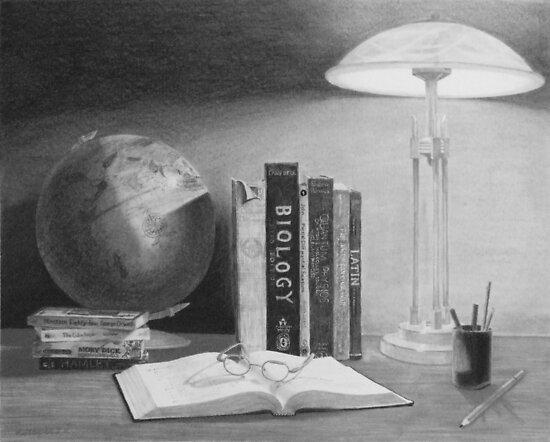 Academia by Heather Ward