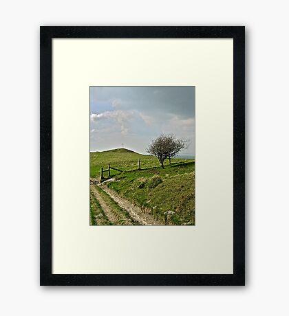 Easter Memories Framed Print