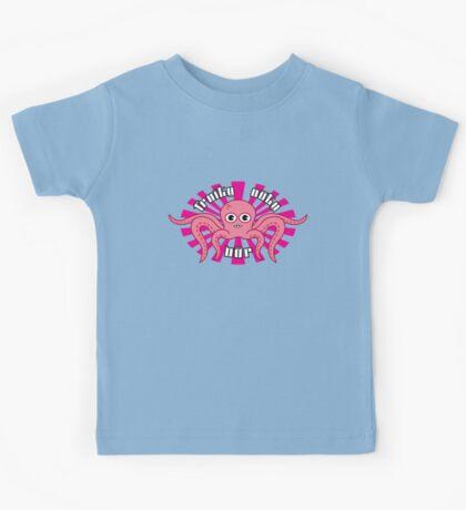 "Fruity Oaty Bar! ""OCTOPUS"" Shirt (Firefly/Serenity) Kids Tee"