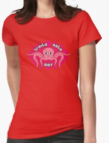 "Fruity Oaty Bar! ""OCTOPUS"" Shirt (Firefly/Serenity) Womens Fitted T-Shirt"