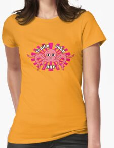 "Fruity Oaty Bar! ""OCTOPUS"" Shirt (Firefly/Serenity) Womens Fitted T-Shirt"