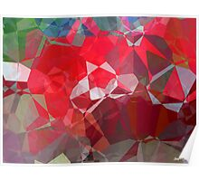 Abstract Polygons 53 Poster