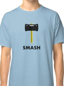 Super Smash Hammer Classic T-Shirt