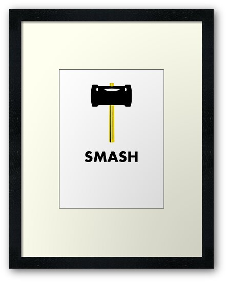 Super Smash Hammer by vintageham
