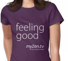 Feeling good - Night Womens Fitted T-Shirt