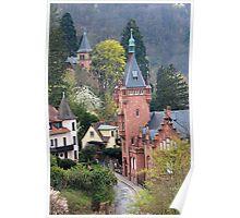 Idyllic Heidelberg Poster