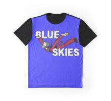 Blue Skies. Graphic T-Shirt