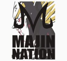 Vegeta - Majin Nation v2 Kids Clothes