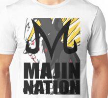 Vegeta - Majin Nation v2 Unisex T-Shirt