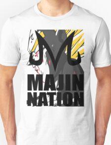 Vegeta - Majin Nation v2 T-Shirt