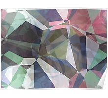 Abstract Polygons 89 Poster