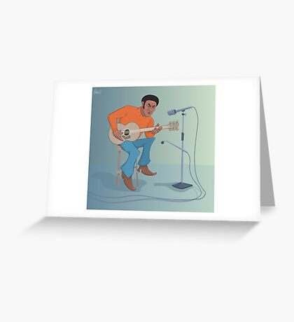 Withers Greeting Card
