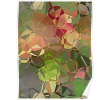 Abstract Polygons 94 Poster