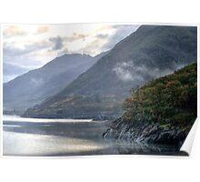 Llan Padarn, Snowdonia Poster