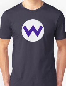 Super Mario Wario Icon Unisex T-Shirt