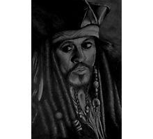 captain sparrow Photographic Print