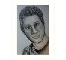 Zach braff Art Print