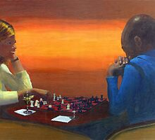 Checkmate by Peter Worsley