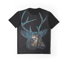Night, Night Deer. Graphic T-Shirt