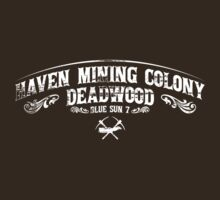 Haven Mining Colony by synaptyx