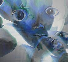 Baby alien II by Margherita Bientinesi