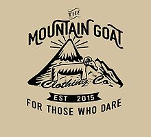 The Mountain Goat Clothing Co. by TASHARTS