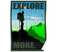 Go Explore More. Poster
