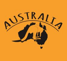 Australia. by TASHARTS