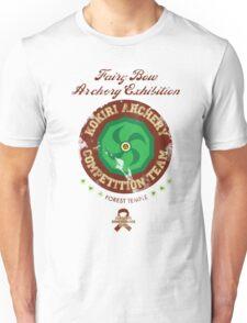 Fairy Bow Archery Exhibition Unisex T-Shirt